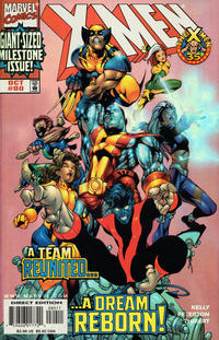 Cover Thumbnail for X-Men (Marvel, 1991 series) #80 [Direct Edition]