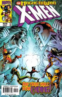 Cover Thumbnail for X-Men (Marvel, 1991 series) #87 [Direct Edition]