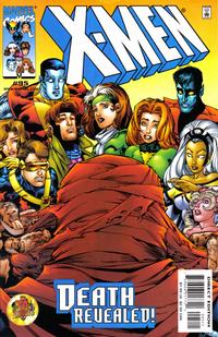Cover Thumbnail for X-Men (Marvel, 1991 series) #95 [Direct Edition]