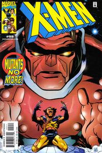 Cover Thumbnail for X-Men (Marvel, 1991 series) #99 [Direct Edition]