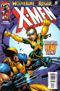 Cover Thumbnail for X-Men (Marvel, 1991 series) #103 [Direct Edition]