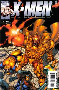 Cover Thumbnail for X-Men (Marvel, 1991 series) #104 [Direct Edition]