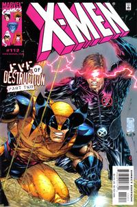 Cover Thumbnail for X-Men (Marvel, 1991 series) #112 [Direct Edition]