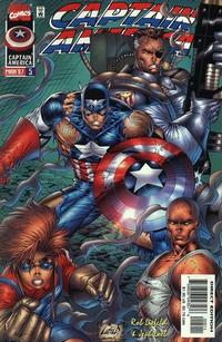 Cover Thumbnail for Captain America (Marvel, 1996 series) #5 [Cover A]