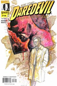 Cover Thumbnail for Daredevil (Marvel, 1998 series) #16 [Direct Edition]