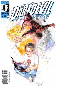 Cover Thumbnail for Daredevil (Marvel, 1998 series) #17 [Direct Edition]