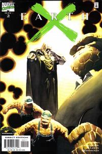 Cover Thumbnail for Earth X (Marvel, 1999 series) #2