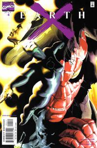 Cover Thumbnail for Earth X (Marvel, 1999 series) #4