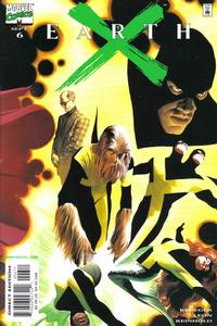 Cover Thumbnail for Earth X (Marvel, 1999 series) #6