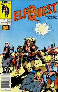 Cover Thumbnail for ElfQuest (Marvel, 1985 series) #2 [Newsstand]