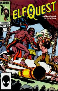 Cover Thumbnail for ElfQuest (Marvel, 1985 series) #4 [Direct]