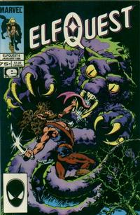 Cover Thumbnail for ElfQuest (Marvel, 1985 series) #6