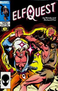 Cover Thumbnail for ElfQuest (Marvel, 1985 series) #9 [Direct]