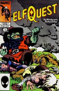 Cover Thumbnail for ElfQuest (Marvel, 1985 series) #10 [Direct]