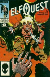 Cover Thumbnail for ElfQuest (Marvel, 1985 series) #12 [Direct]