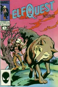 Cover Thumbnail for ElfQuest (Marvel, 1985 series) #14 [Direct]