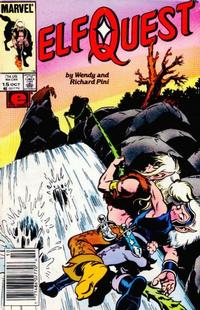 Cover Thumbnail for ElfQuest (Marvel, 1985 series) #15 [Newsstand]
