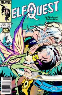 Cover Thumbnail for ElfQuest (Marvel, 1985 series) #16 [Newsstand]