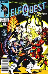 Cover Thumbnail for ElfQuest (Marvel, 1985 series) #20 [Newsstand]