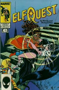 Cover Thumbnail for ElfQuest (Marvel, 1985 series) #23