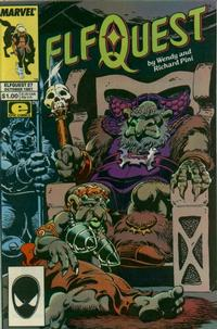 Cover Thumbnail for ElfQuest (Marvel, 1985 series) #27 [Direct]