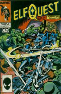 Cover Thumbnail for ElfQuest (Marvel, 1985 series) #30