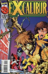 Cover Thumbnail for Excalibur (Marvel, 1988 series) #87 [Direct Edition]