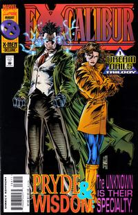 Cover Thumbnail for Excalibur (Marvel, 1988 series) #88 [Direct Edition]