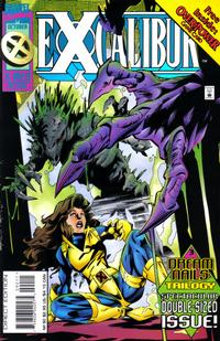 Cover Thumbnail for Excalibur (Marvel, 1988 series) #90 [Direct Edition]