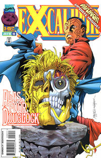 Cover Thumbnail for Excalibur (Marvel, 1988 series) #99 [Direct Edition]