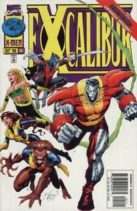 Cover Thumbnail for Excalibur (Marvel, 1988 series) #101 [Direct Edition]