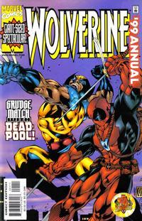 Cover Thumbnail for Wolverine 1999 (Marvel, 1999 series) #[nn]