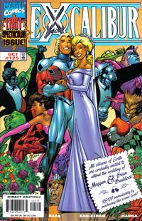 Cover Thumbnail for Excalibur (Marvel, 1988 series) #125 [Direct Edition]