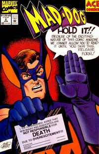 Cover Thumbnail for Mad-Dog (Marvel, 1993 series) #2