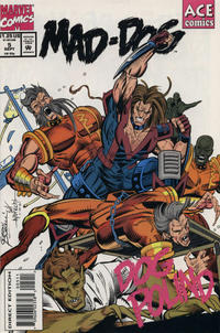 Cover Thumbnail for Mad-Dog (Marvel, 1993 series) #5