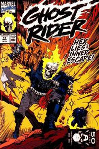 Cover Thumbnail for Ghost Rider (Marvel, 1990 series) #11 [Direct Edition]