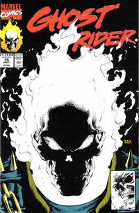 Cover Thumbnail for Ghost Rider (Marvel, 1990 series) #15 [Direct Edition]