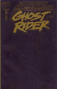 Cover Thumbnail for Ghost Rider (Marvel, 1990 series) #40 [Direct Edition]