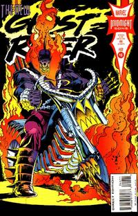 Cover Thumbnail for Ghost Rider (Marvel, 1990 series) #46 [Direct Edition]