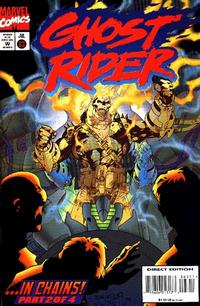 Cover Thumbnail for Ghost Rider (Marvel, 1990 series) #63 [Direct Edition]