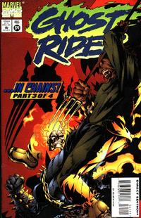 Cover Thumbnail for Ghost Rider (Marvel, 1990 series) #64 [Direct Edition]
