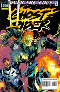 Cover Thumbnail for Ghost Rider (Marvel, 1990 series) #65 [Direct Edition]