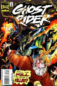 Cover Thumbnail for Ghost Rider (Marvel, 1990 series) #66 [Direct Edition]