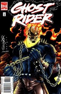 Cover Thumbnail for Ghost Rider (Marvel, 1990 series) #69 [Direct Edition]