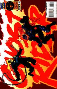 Cover Thumbnail for Ghost Rider (Marvel, 1990 series) #76 [Direct Edition]