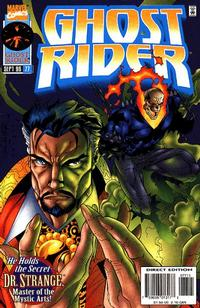 Cover Thumbnail for Ghost Rider (Marvel, 1990 series) #77 [Direct Edition]