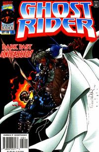 Cover Thumbnail for Ghost Rider (Marvel, 1990 series) #78 [Direct Edition]