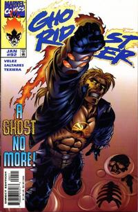 Cover Thumbnail for Ghost Rider (Marvel, 1990 series) #92