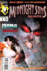 Cover Thumbnail for Midnight Sons Unlimited (Marvel, 1993 series) #2
