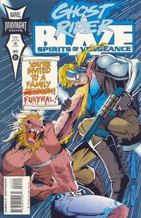 Cover Thumbnail for Ghost Rider / Blaze: Spirits of Vengeance (Marvel, 1992 series) #21